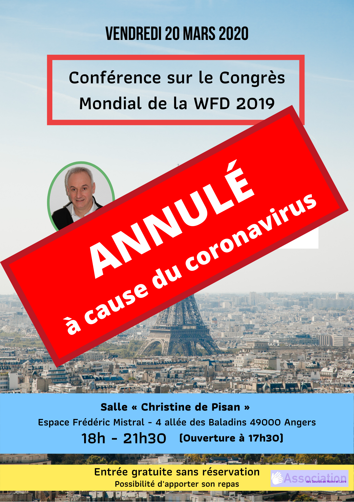 Conférence WFD